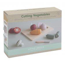 Légumes bois à découper Little dutch  Produits