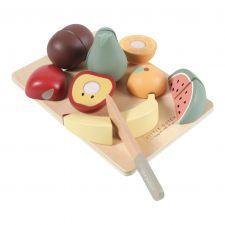Fruits bois à découper Little dutch  Produits