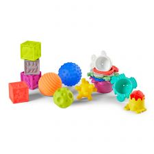 Set d'activité ball, block and cup Infantino  Produits