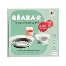 Coffret repas verre Eucalyptus Béaba  Produits