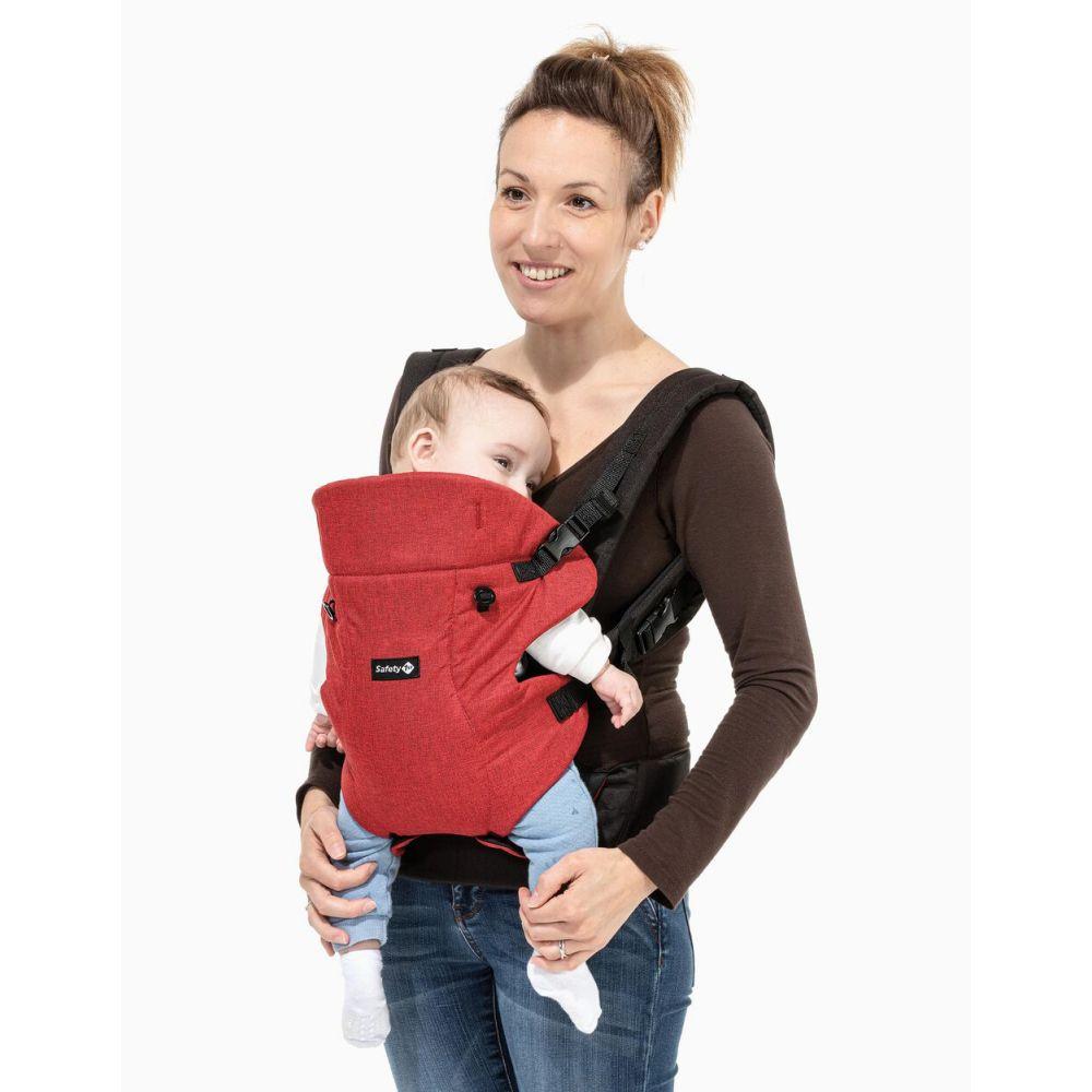 Porte-Bébé physiologique Go 4 rouge Chic Safety First  Produits