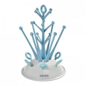 Egoutte biberon arbre bleu Beaba  Produits
