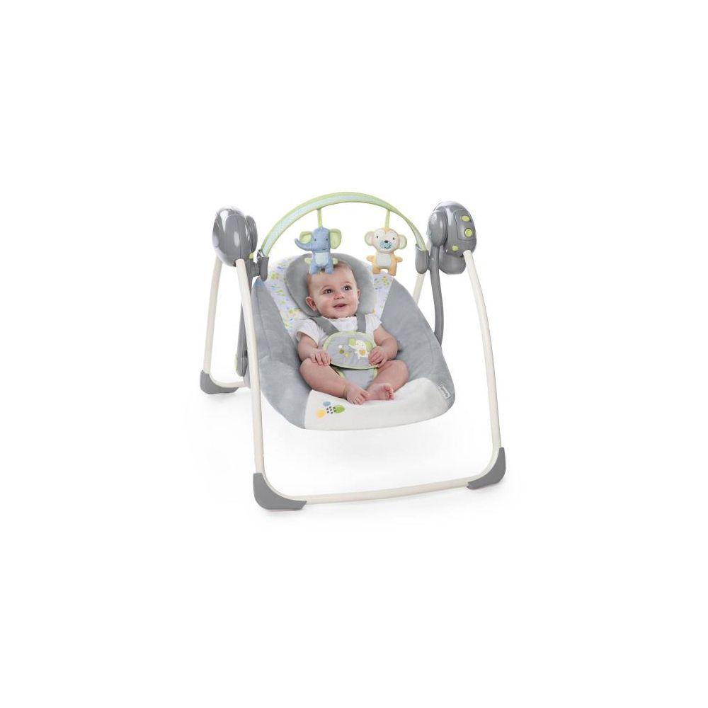 Balancelle bébé compacte Ingenuity Buzzy Boom  Produits
