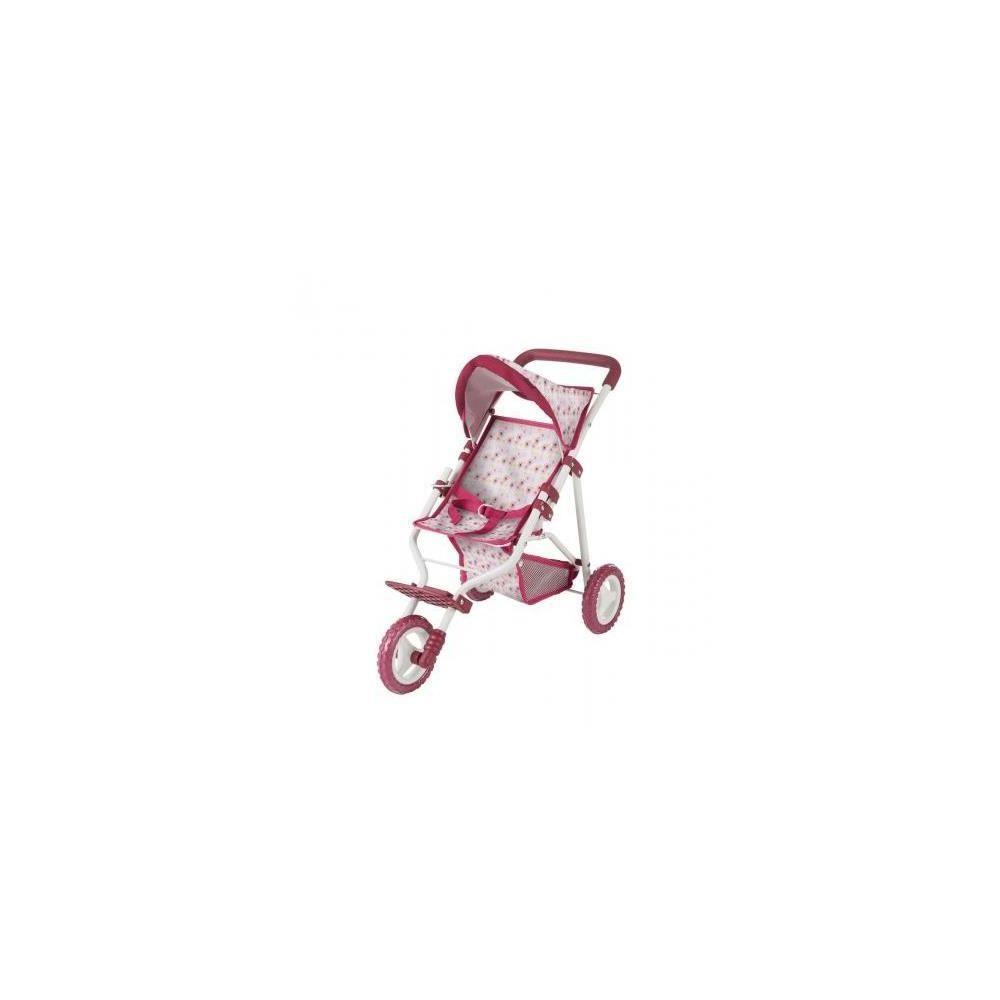 Poussette trois roues happy flower 3402380 Götz  Produits