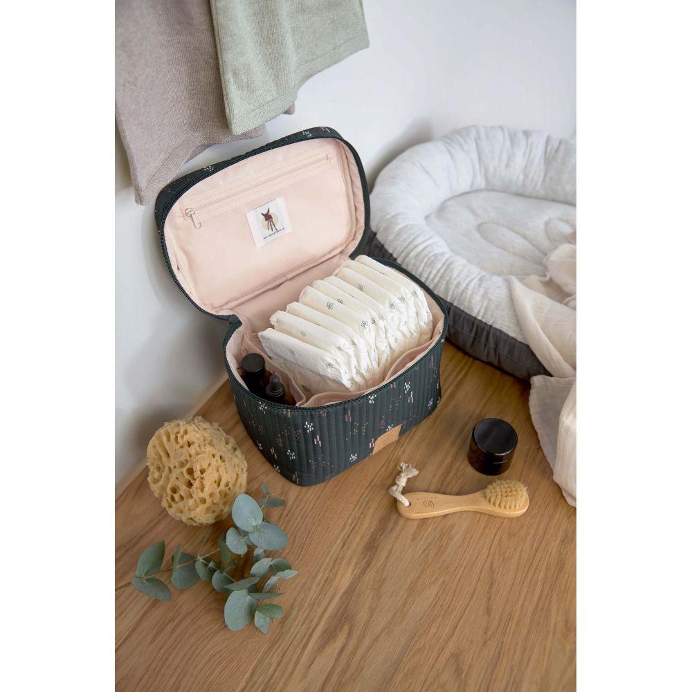 Vanity Pour Bébé Nomade Blobs Forêt Lassig  Produits
