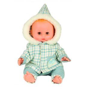 Bébé câlins 28 cm boule de neige  Accueil