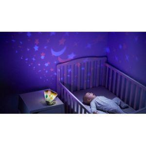 Veilleuse projecteur musical 3 en 1 Tiny Dreamer Tiny Love  Accueil