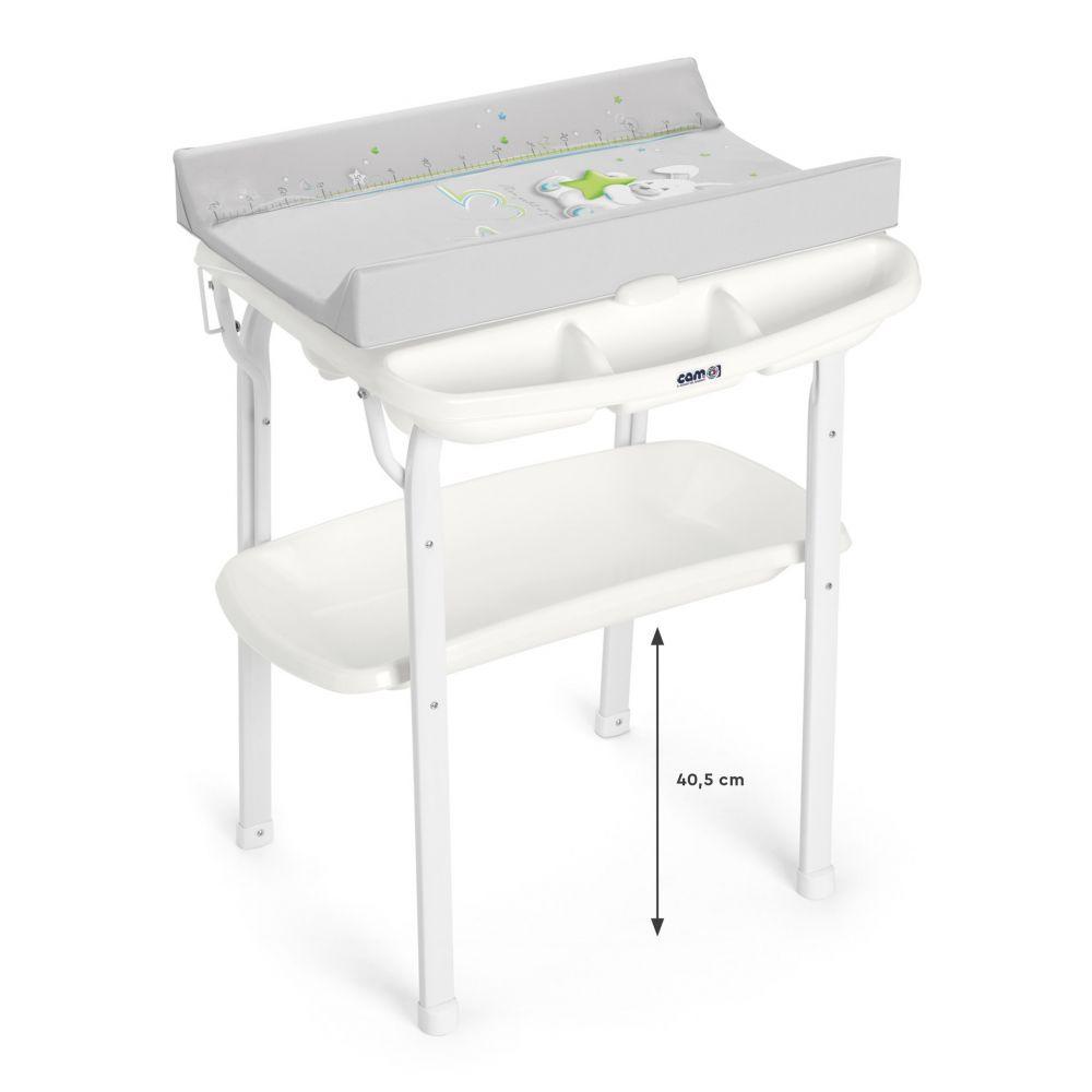 Table à langer Aqua de Cam  Produits
