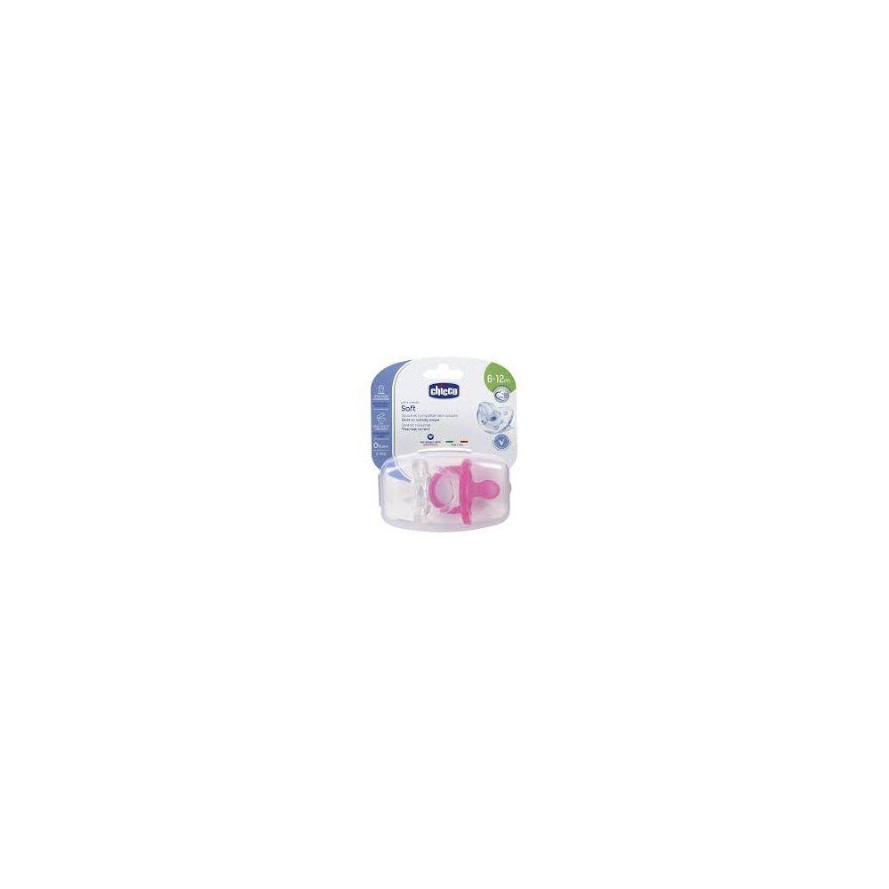 Sucette Physio Soft 6-12 M de chicco  Produits