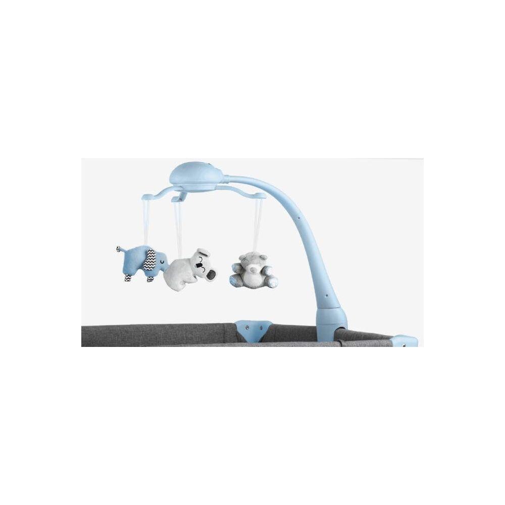 Lit parapluie bleue Joy de Kinderkraft  Produits