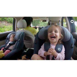 Siege auto rotatif Mica I Size Naissance à 4 ans Authentique grey Bébé confort  Accueil