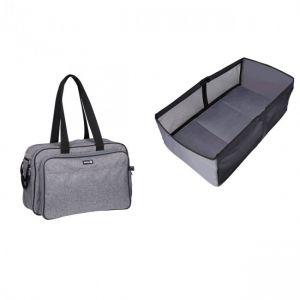 Le sac a langer confort 2 en 1 : convertible en couffin de voyage Safety First  Produits