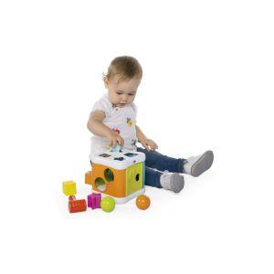 Cube à formes 2 en 1 Chicco  Accueil