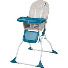 Chaise haute Keeny Turquoise Safety  Produits