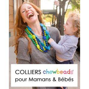 Collier de dentition Chewbeads  Produits