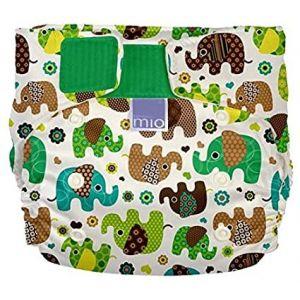 Couche lavable tout-en-un Elephant Misolo Bambino Mio  Accueil