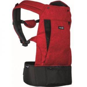 Porte bébé physiologique rouge Physionest Safety First  Accueil