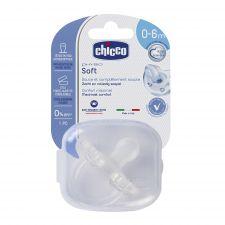 Sucette Physio Soft 0-6M de chicco  Produits