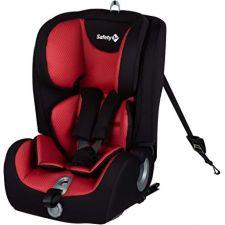 Réhausseur siège auto groupe 1/2/3 Everfix Rouge Safety First  Produits