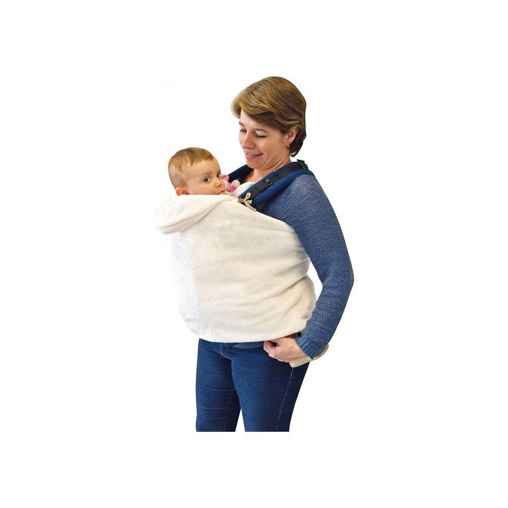 Couverture porte-bébé grise Sucre d'orge  Produits